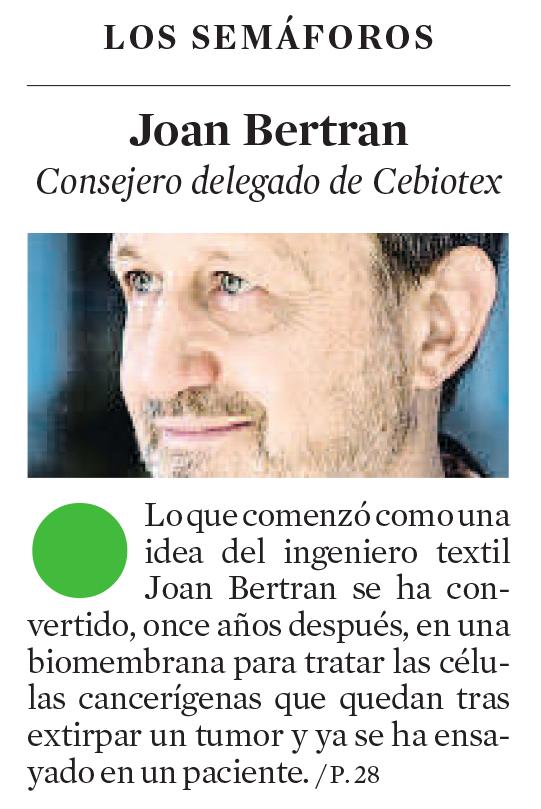 Semáforo verde La Vanguardia
